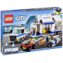 "LEGO ""City 60139 Mobile Einsatzzentrale"""