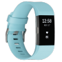 """Fitbit""""Fitbit Charge 2 small teal/silver"""""""