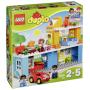 """LEGO""""DUPLO 10835 Meine Stadt Familienhaus"""""""