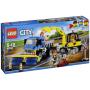 """LEGO""""City 60152 Straßenreiniger und Bagger"""""""
