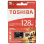 "Toshiba""microSDXC Class 10 128GB Exceria M302 UHS I + Adapter"""