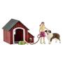 """Schleich""""Farm World 42376 Hundehütte"""""""