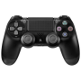 "Ps4 ""DualShock 4 v2 - Game Pad - kabellos - Bluetooth - Jet Black - für Sony PlayStation 4"""