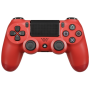 "Joypad Sony Dualshock 4 Wireless Controller Rot V2 (2016) ""Joypad Sony Dualshock 4 Wireless Controller rot V2 (2016) [DE-Version]"""