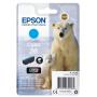 "Epson""Tintenpatrone cyan Claria Premium T 261 T 2612"""