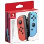 "Nintendo Switch Zubehör""Joy-Con Controller 2er-Set Neon-Rot/Neon-Blau [DE-Version]"""