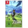 "Nintendo [hardware/ Electronic] The Legend Of Zelda: Breath ""The Legend of Zelda: Breath of the Wild Switch Spiel"""