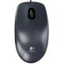 "Logitech""M 90 optical Mouse USB schwarz"""