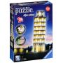 """Ravensburger""""Schiefer Turm von Pisa bei Nacht (Puzzle)"""""""