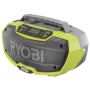 "Ryobi""R18RH-0 Akku-Stereo-Radio"""