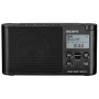 "Sony""XDR-S41D - Tragbares DAB-Radio - 0,65 Watt - Schwarz (XDRS41DB.EU8)"""