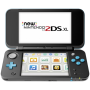 "Nintendo ""New 2DS XL Schwarz + Türkis [EURO-Version, Regio 2/B]"""