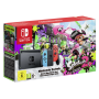 """Nintendo""""Switch Konsole 32 GB neon-rot/blau + Splatoon 2 [DE-Version]"""""""