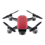 "Dji ""Spark Quadrocopter Fly More Combo Lava Red"""