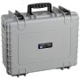 """B&w International""""B&W Copter Case Type 6000/G grau mit GoPro Karma Inlay"""""""