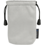 """Camgloss""""Media Cleaning pouch Mikrofaser Schutzbeutel grey"""""""