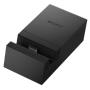 """Sony""""Charging Dock DK60 - Ladeständer für Telefon - 3 A ( USB Typ C ) - Schwarz - für XPERIA X Compact, XZ"""""""