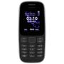 """Nokia""""105 Dual-Sim 2017 schwarz"""""""