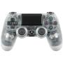 "Sony""DualShock 4 Wireless Controller PlayStation 4 PS4 crystal translucent V2 [DE-Version]"""