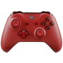 """Xbox One""""Ms Xbox One Branded Wireless Controller Mid-red/dark-red [DE-Version]"""""""