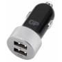 "Gp Batteries""GP CC31 KFZ Adapter 2x USB 3,4 A Schnell-Ladung"""