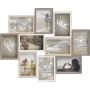"Nielsen Design""Nielsen Collage Mixed Colours 10 10x10x15 Holz Galerie 8999345"""