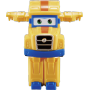 "Super Wings ""Super Wings Transform-a-Bots Poppa Wheel (EU720025)"""