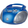 """Grundig""""GRB 2000 USB Blau/Silber"""""""