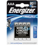 """Energizer""""1x4 ENERGIZER Ultimate Lithium Micro AAA LR 03 1,5V"""""""