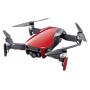 "Dji ""Mavic Air faltbarer Quadrocopter mit 4K Kamera Flame Red"""