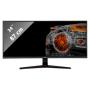 "86, 4cm/34 (2560x1080) Lg 34uc89g-b Ips Nvidia G-sync 144 Hz""86,4cm/34"" (2560x1080) LG 34UC89G-B IPS NVIDIA G-SYNC 144 Hz Gaming Pivot USB-HUB HDMI DP USB black"""