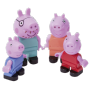 "Big ""PlayBIG Bloxx Peppa Pig Peppa's Family"""