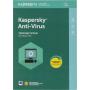 """Kaspersky""""Kaspersky Anti-virus (code In A Box) (ffp) [DE-Version]"""""""
