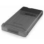 "Icy Box Ib-235-c31 Usb Type-c& Trade Gehäuse Für 2""Raidsonic ICY BOX IB-235-C31 Ext. Geh. 2,5 SATA zu USB 3.1"""
