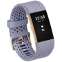 "Fitbit [hardware/electronic] Fitbit Charge 2 Special Edition ""Fitbit [hardware/electronic] Fitbit Charge 2 Special Edition Small Blaugrau/rosegold"""