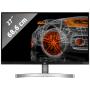 "Lg Electronics""68,6cm/27"" (3840x2160) LG 27UK600-W 4K Ultra HD IPS 4K HDR 10 DP 5ms Silver White [DE-Version, Regio 2/B]"""