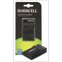 "Duracell""Ladegerät mit USB Kabel für DRSBX1/NP-BX1"""