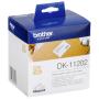 """Brother""""DK-11202 - Versandetiketten - 62 x 100 mm - 300 Etikett(en) ( 1 Rolle(n) x 300 ) - für QL 1050, 1060, 500, 550,"""""""