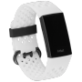 """Fitbit Charge 3 - Special Edition - Graphite - Aktivitä""""Fitbit Charge 3 - Special Edition - graphite - Aktivitätsmesser mit Sportband - white frost - einfarbig - Bluetooth - 30 g """""""
