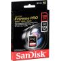 "Sandisk""Extreme Pro SDXC 128GB 170MB V30 U3 SDSDXXY-128G-GN4IN"""