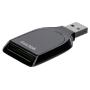 "Sandisk""SD UHS-I Card Reader 2Y Up to 170 MB/s SDDR-C531-GNANN"""