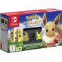 "Nintendo ""Switch Pokemon: Let´s Go Evoli! Bundle"""