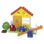"""Big""""PlayBIG Bloxx Peppa Pig Garden House"""""""