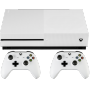"Microsoft ""Xbox One S 1TB inkl. 2 Controller"""