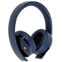 "Ps4 ""Playstation 4 Wireless Stereo Headset Gold 500 Million Limited Edition navy blue [DE-Version]"""