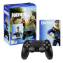 "Sony ""DualShock 4 Wireless Controller PlayStation 4 PS4 schwarz inkl. Fortnite Digitale Inhalte [DE-Version]"""