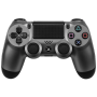 "Sony ""Konsole Zub Playstation4 Dualshock 4 v2 Wireless Controller Steel Black [bk]"""