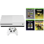 "Microsoft""Xbox One S Konsole 1 TB - Minecraft Creators Bundle"""