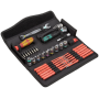 """Wera""""Werkzeugset 35tlg. Kraftform Kompakt W 1 Wartung 05135926001 (05135926001)"""""""