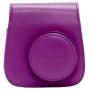 """Fujifilm""""Instax Mini 9 Tasche clear purple"""""""